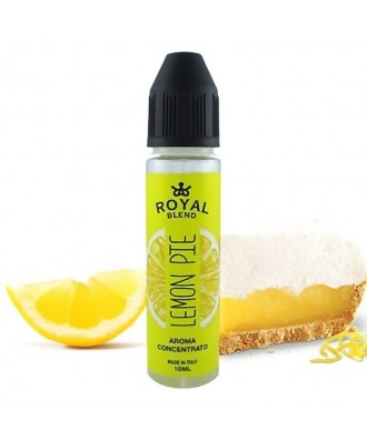 Royal Blend - Lemon Pie