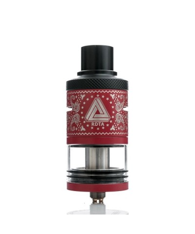 Ijoy Limitless Plus RDA- Rot