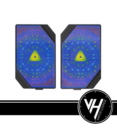 Limitless Plates- Multi Color Bandanna