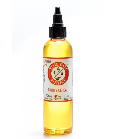 You Got Ejuice 120ml- Fruity Cereal 0mg