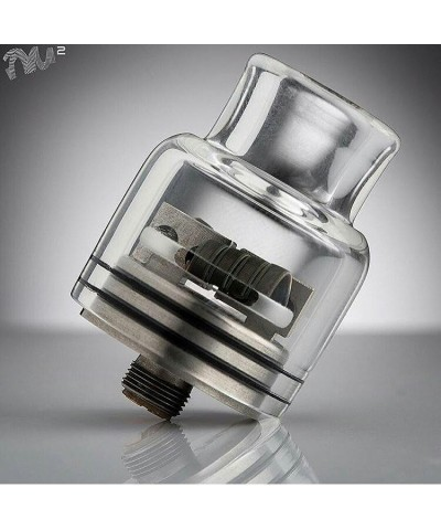 Trinity Glass- Twisted Messes Squared RDA