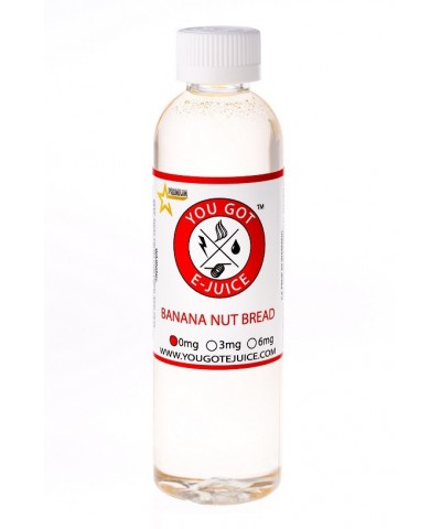 You Got Ejuice 120ml- Banana Nut Bread 0mg