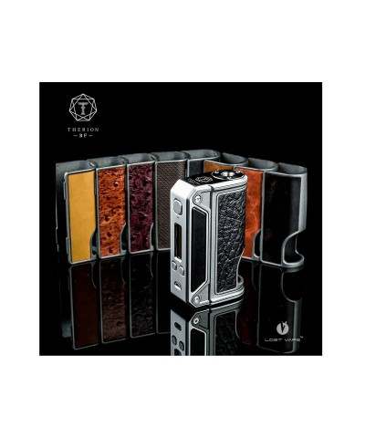Lost Vape Therion Squonker- Purple Ostrich