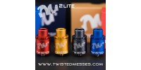 Twisted Messes V2 lite- Rot