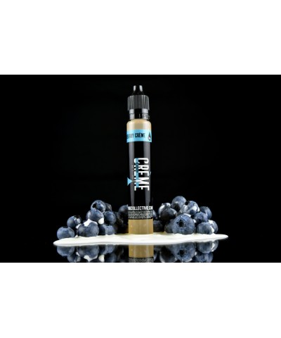 Creme 30ml- Blueberry Creme 3mg