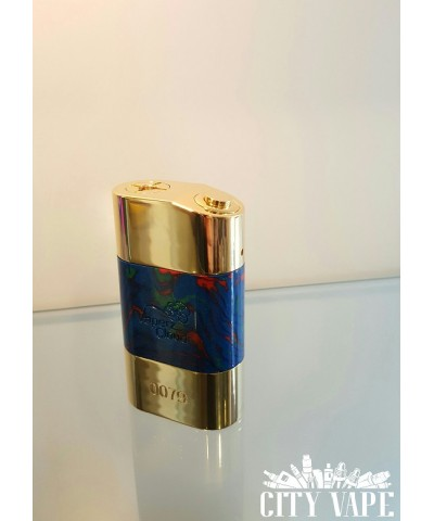 Vaperz Cloud- Stratus (Brass Blue)