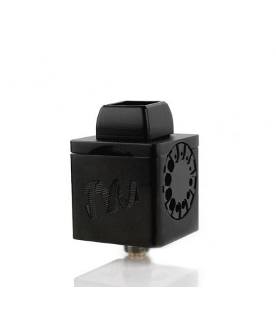 Twisted Messes- Cubed RDA 24 (schwarz)