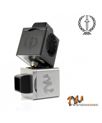 Twisted Messes- Cubed RDA 24